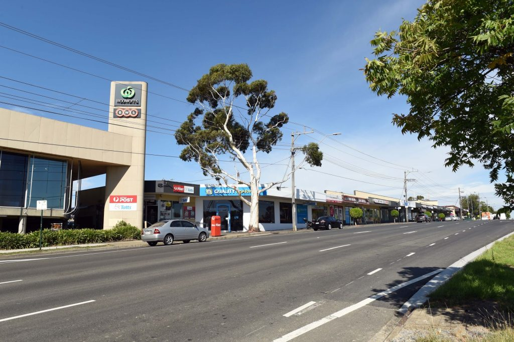 burwood heights shopping centre
